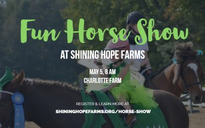 Fun Horse Show on May 5