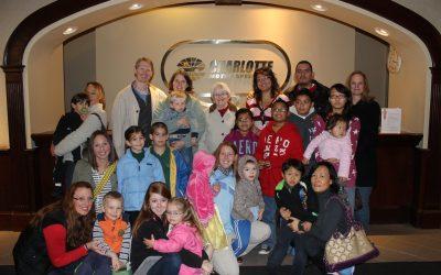Speedway Children's Charities Grants $10,000 to Help Hippotherapy Program