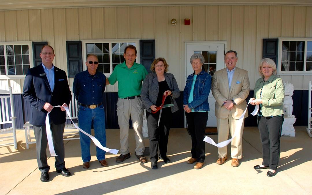 Gallery: Catawba County Chamber of Commerce ribbon cutting