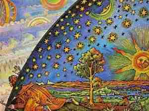 Old Historic Astrologer