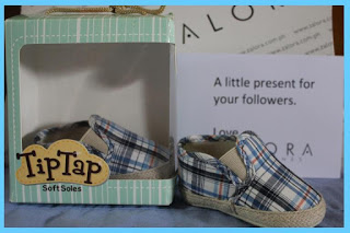 Tip Tap Soft Soles Footwear Giveaway!