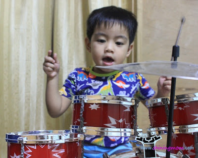 Our Little Drummer Boy