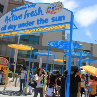 "Johnson's Active Fresh: ""Let the Kids Play Outdoors!"""