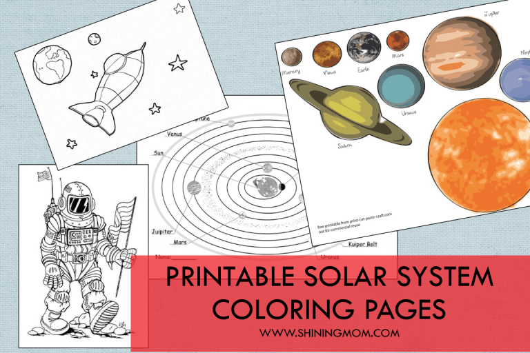 Superb image with regard to solar system for kids printable