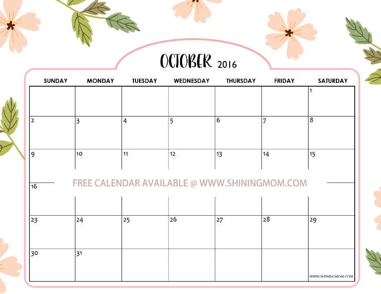 Download Printable 2015 Calendar - Your Mom Hates …