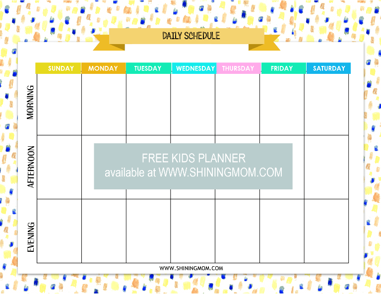 kids-daily-planner