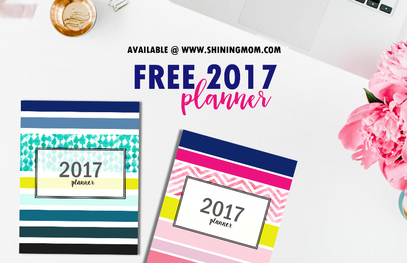 Free Planner 2017: Design a Life You Love