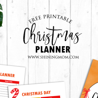 Free Printable Christmas Planner: More Joy, Less Stress!