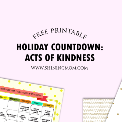 Countdown to Christmas with Kindness
