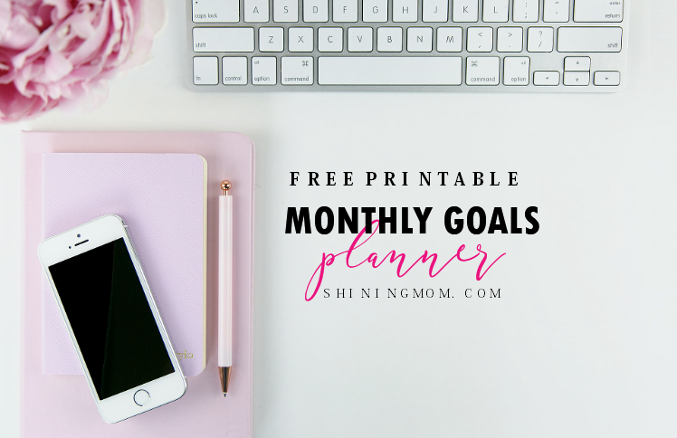 Free Monthly Goal-Setting Planners that Really Work!