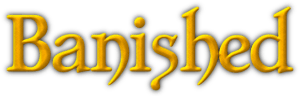 Logo for the Banished Video Game