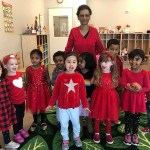 Shining Stars Montessori School Valentine's Day Celebration 2020