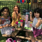 Shining Stars Montessori School Picnic Lunch