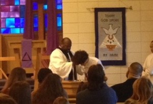 Student Baptism