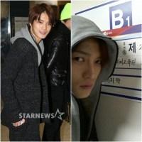 Pergi tanpa manajer, Jaejoong JYJ salah masuk tempat pemungutan suara