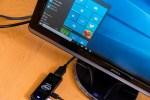 Intel Compute StickをWindows 10にアップデートしました。