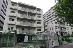 成子坂社宅