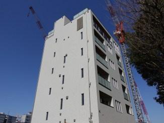 西新宿五丁目北地区防災地区整備事業施設建築物