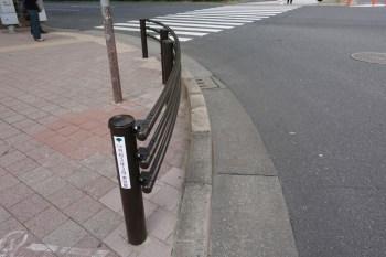 新宿中央公園北交差点