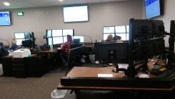 Take a look inside the new state-of-the-art communications center in Bridgeport where dispatchers ensure that clear communications are delivered to police, fire and emergency medical personnel.