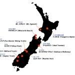 ニュージーランドへ行くならここへ行け10選(歩きたい、でもお金はかけない編)