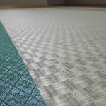 新規オープンする焼肉屋さんの休憩室の畳の表替え〜