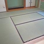 リフォームに伴い畳だけ当店に分離発注いただいたお客様〜in港区八幡屋
