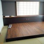 浪速区元町にありますホテル ニッシンナンバ・イン様の客室の畳の新調〜