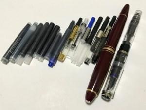 インクの吸入方式