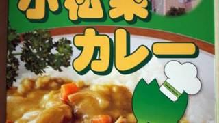 【江戸川区の小松菜100%】小松菜カレーの試食とレビュー!【グリーンパレス】