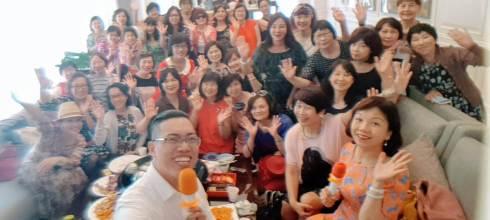 【手機拍照好好玩】慧馨婦女成長班 手機攝影課 講師:吳鑫