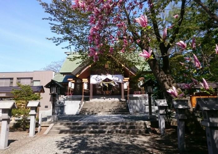 信濃神社(札幌市厚別区)