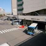 新札幌バスターミナル(厚別区)