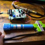 【7月22日】ELITEローラ台 hackー自作PushPullゲージで静トルク測定と次の一手ー