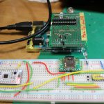 【パワーメーター2019】クランク用ATMEGA328P_8MHz_uSD速度測定<十分速い>