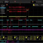 【マイコン】Serial通信のハードFlow制御の基礎実験<制御動作目視できた>