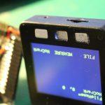 【PowerMeter2020】M5Stack A,Bボタン壊れた<ネジ締め度当たりが無かった>