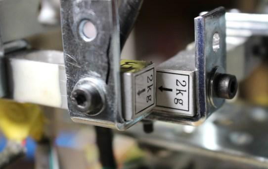 【SCP】3軸SCPの中華ロードセル組み直し<回り止めを徹底>
