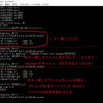 【M5】SPIFFSでキーボードからファイルWrite/Read/Listでメモ書き<SPIFFSいじる>