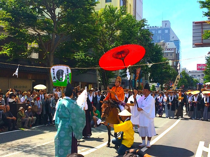 ながの祇園祭