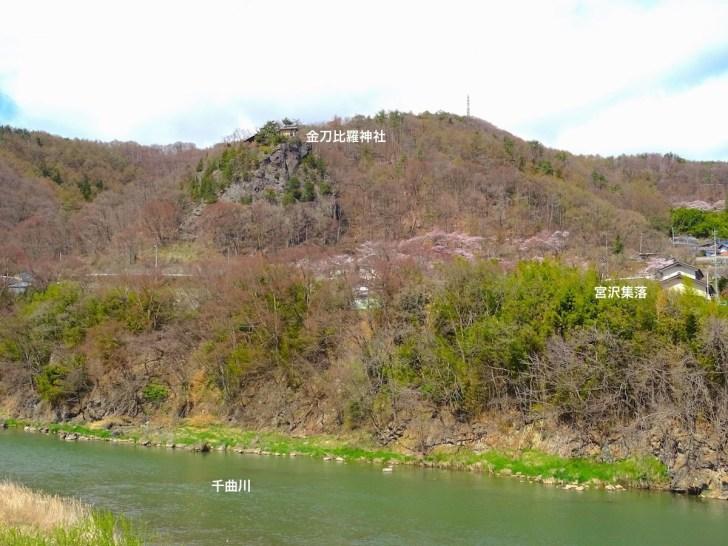 宮沢の金比羅神社