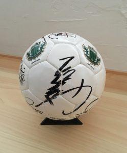 松本山雅FC反町康治監督などのサイン