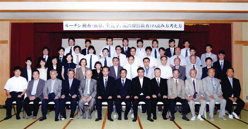 本田孝行病院長就任祝賀会