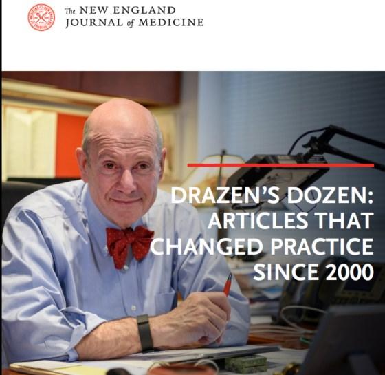 Drazen's Dozen 寄稿文の表紙