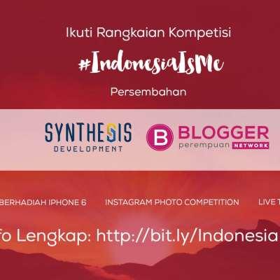 Merayakan 17an di Indonesia Is Me