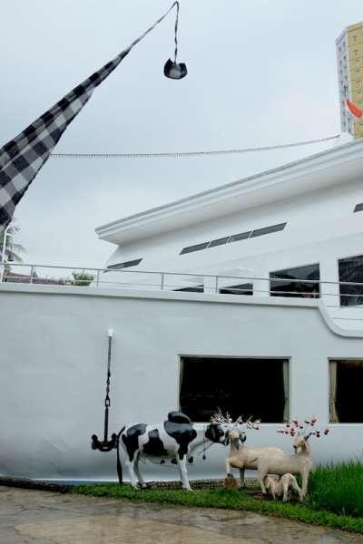 Istana Nelayan, Istana Untuk Keluarga