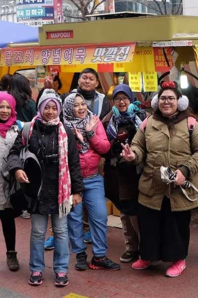 Liburan Hemat Rame-Rame ke Korea