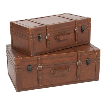 2-baryton-imitation-leather-trunks-in-brown-w-62cm-and-w-72cm-1000-16-24-130814_5