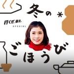 行くぜ東北冬のごほうび(JR東日本)のCMの女優は誰?歌手も調査!