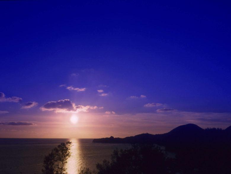 素晴らしい景色で心身が癒される